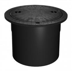 Teleskopický nádstavec s PE poklopem do 200 kg