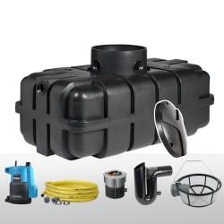 Výhodná sestava VARIO 1700 l s filtru MMD