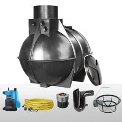 Výhodná sestava OZEAN 3300 l s filtru MMD
