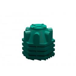Plastová jímka ATLANTA 5200 Vertical