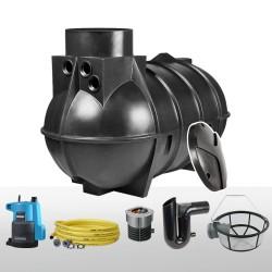 Výhodná sestava OZEAN 2100 l s filtru MMD