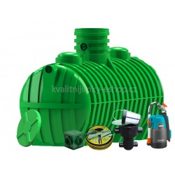 Kompletní sestava Atlanta 6600 L s filtrem Water