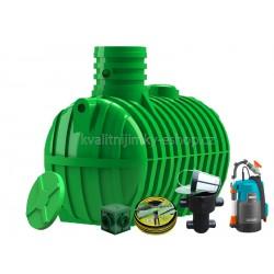 Kompletní sestava Atlanta 4300L s filtrem Water