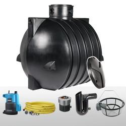 Výhodná sestava OZEAN 6000 l s filtru MMD