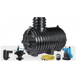 Výhodná sestava Eco Line 5000l s filtru WATER