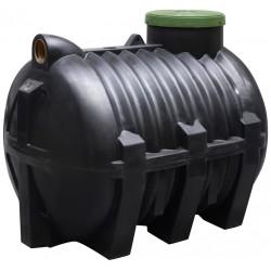 Plastová jímka Water 3000 l
