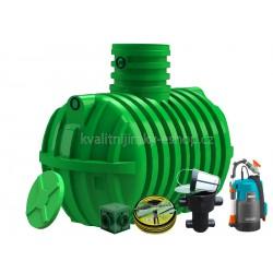 Kompletní sestava Atlanta 3300L s filtrem Water