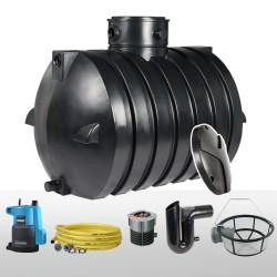 Výhodná sestava OZEAN 4000 l s filtru MMD