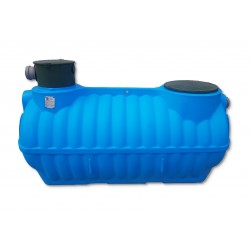 Plastová jímka BOLT 1000L