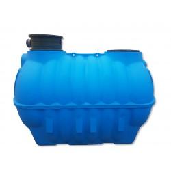 Plastová jímka BOLT 2500L - nabídka se připravuje
